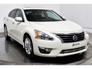 Used 2015 Nissan Altima Sl Tech Pack Cuir for sale in Saint-hubert, QC