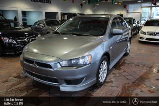 Used 2014 Mitsubishi Lancer MITSUBISHI for sale in Québec, QC