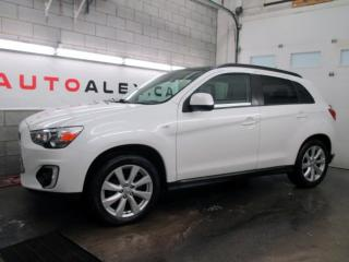Used 2015 Mitsubishi RVR Gt Premium Awd Cuir for sale in St-Eustache, QC