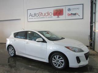 Used 2013 Mazda MAZDA3 Sport GS-SKY **6 VIT.**MAGS**SIEGES CHAU for sale in Mirabel, QC