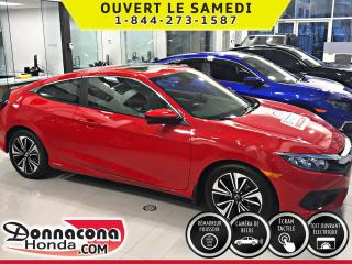 Used 2018 Honda Civic EX-T HS ***VEHICULE NEUF*** for sale in Donnacona, QC