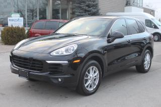 Used 2016 Porsche Cayenne DIESEL for sale in Oakville, ON