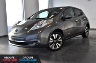 Used 2017 Nissan Leaf Sv 30 H Mags for sale in Brossard, QC