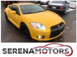 Used 2009 Mitsubishi Eclipse GT-P V6 | MANUAL | LEATHER | SUNROOF | MINT for sale in Mississauga, ON