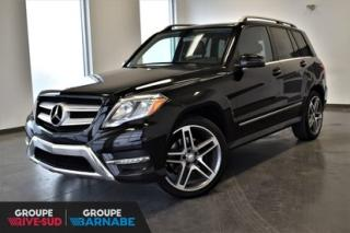 Used 2013 Mercedes-Benz GLK-Class GLK 350 4 MATIC for sale in Brossard, QC
