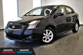 Used 2012 Nissan Sentra Sr Mags for sale in Brossard, QC