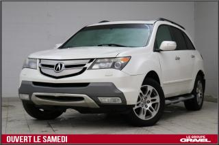 Used 2008 Acura MDX AWD CUIR TOIT for sale in Montréal, QC