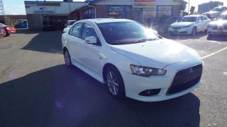 Used 2015 Mitsubishi Lancer SE/SUNROOF/$9999 for sale in Brampton, ON