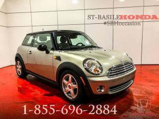 Used 2007 MINI Cooper COUPE + BEAU BON PAS CHER ! for sale in St-Basile-le-Grand, QC