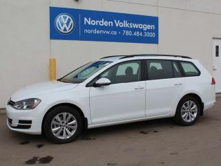 Used 2017 Volkswagen Golf SPORTWAGEN 1.8 TSI TRENDLINE AUTO W / CONNECTIVITY PACKAGE for sale in Edmonton, AB