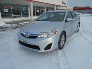 Used 2013 Toyota Camry LE for sale in Matane, QC