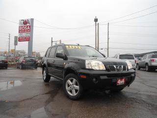 Used 2006 Nissan X-Trail AUTO 4X4 PANORAMIC ALLOY PW PL PM CRUISE H-SEATS for sale in Oakville, ON