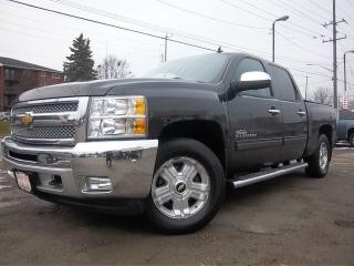 Used 2012 Chevrolet Silverado 1500 LT for sale in Whitby, ON