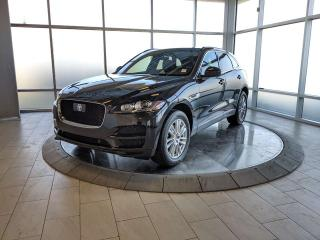 Used 2019 Jaguar F-PACE Prestige - MSRP Over $71,000! 296 Horsepower!! for sale in Edmonton, AB
