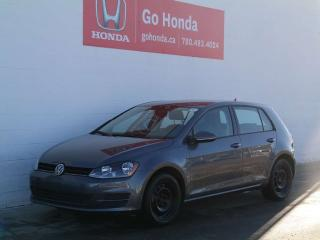 Used 2015 Volkswagen Golf TRENDLINE, AUTO, CRUISE for sale in Edmonton, AB
