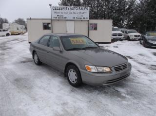 Used 2000 Toyota Camry CE for sale in Elmvale, ON