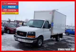 Used 2017 GMC Savana 3500 12 Pieds for sale in Drummondville, QC