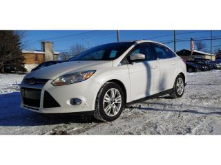 Used 2012 Ford Focus SEL for sale in St-Jérôme, QC