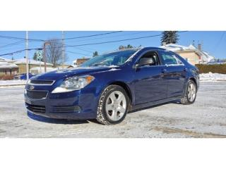Used 2011 Chevrolet Malibu LS for sale in St-Jérôme, QC
