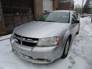 Used 2010 Dodge Avenger SXT for sale in Cookstown, ON