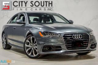 Used 2015 Audi A6 3.0T Technik for sale in Toronto, ON