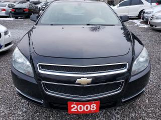 Used 2008 Chevrolet Malibu 2LT/4 Cyl./Alloys/Aux/All-Power Opts for sale in Scarborough, ON