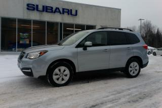 Used 2018 Subaru Forester CONVENIENCE for sale in Minden, ON