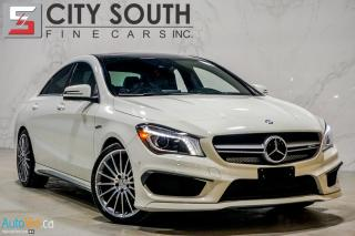 Used 2014 Mercedes-Benz CLA-Class CLA 45 AMG- NAVIGATION for sale in Toronto, ON