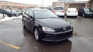 Used 2016 Volkswagen Jetta Trendline+/BACKUP CAMERA/SUNROOF/$15500 for sale in Brampton, ON