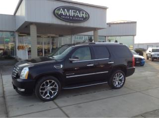 Used 2012 Cadillac Escalade Luxury / DVD / NO PAYMENTS FOR 6 MONTHS !!! for sale in Tilbury, ON