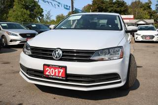 Used 2017 Volkswagen Jetta Wolfsburg Edition ACCIDENT FREE for sale in Brampton, ON