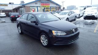 Used 2015 Volkswagen Jetta TRENDLINE+/BACKUP CAMERA/$14500 for sale in Brampton, ON