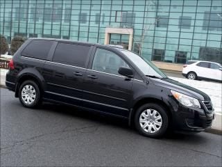 Used 2011 Volkswagen Routan TRENDLINE|DVD|CAPTAIN CHAIRS|STOW'N'GO for sale in Toronto, ON