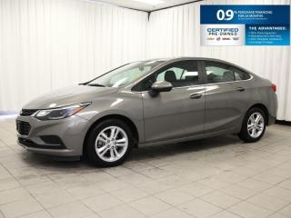 Used 2018 Chevrolet Cruze LT - Alloys, Moonroof, Bluetooth and 0% Financing!! for sale in Dartmouth, NS