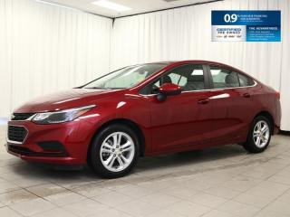 Used 2018 Chevrolet Cruze LT - Alloys, Moonroof, Bluetooth and 0% INTEREST!! for sale in Dartmouth, NS