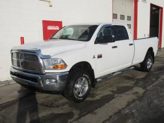 Used 2010 Dodge Ram 3500 SLT for sale in Calgary, AB