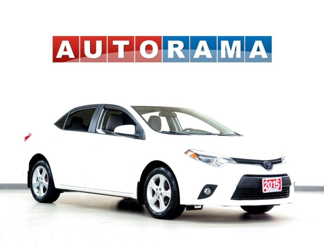 2015 Toyota Corolla LE BACK UP CAMERA