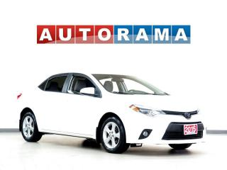 Used 2015 Toyota Corolla LE BACK UP CAMERA for sale in Toronto, ON