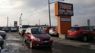 Used 2010 Chevrolet Aveo LS**ONLY 141 KMS**GREAT ON FUEL**CERTIFED for sale in London, ON