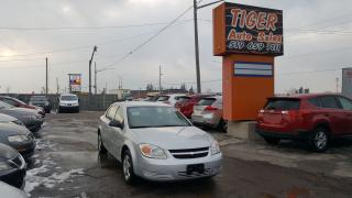 Used 2007 Chevrolet Cobalt LS**RUNS GREAT**ONLY 112KMS**AUTO**CERTIFIED for sale in London, ON