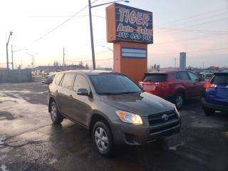 Used 2011 Toyota RAV4 **4 CYLINDER**ONLY 123KMS**AUTO**CERTIFIED for sale in London, ON