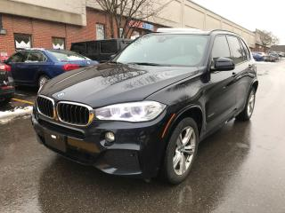Used 2015 BMW X5 xDrive35i, M SPORT PKG, DRIVE ASSIST for sale in North York, ON