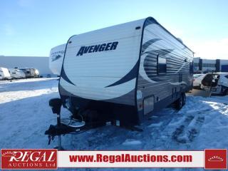Used 2015 Forest River AVENGER 24RL TRAVEL TRAILER for sale in Calgary, AB