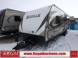 Used 2014 Dutchmen Kodiak 291RESL Travel Trailer for sale in Calgary, AB