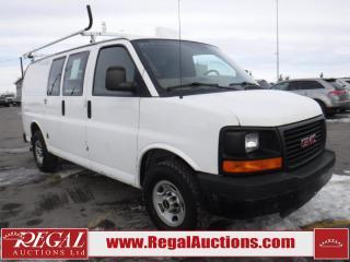 Used 2008 GMC G2500 Vans Cargo VAN for sale in Calgary, AB