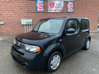Used 2010 Nissan Cube 1.8 S/6 SPEED/ONE OWNER/CERTIFIED/WARRANTY INCL for sale in Cambridge, ON