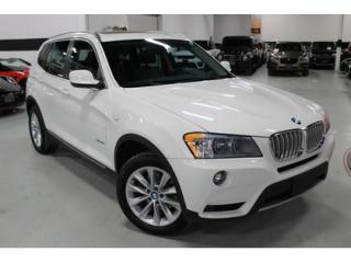 Used 2013 BMW X3 xDrive35i   NAVIGATION   BACKUP CAMERA for sale in Vaughan, ON