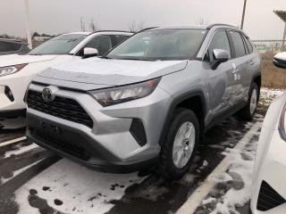 New 2019 Toyota RAV4 - for sale in Pickering, ON