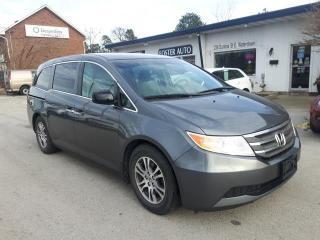 Used 2012 Honda Odyssey EX for sale in Waterdown, ON