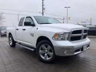 Used 2019 RAM 1500 Classic *SXT Plus*4X4*U Connect*Hitch for sale in Mississauga, ON